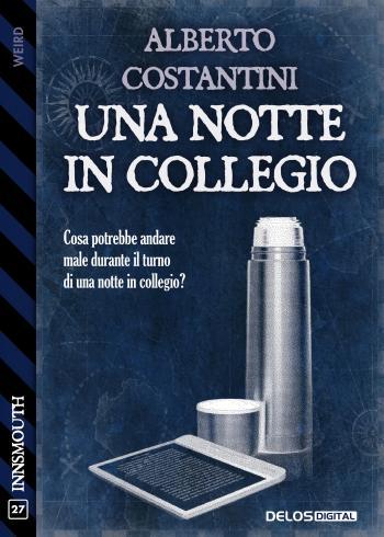 Una notte in collegio (copertina)