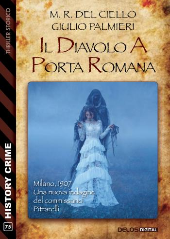 Il diavolo a porta romana (copertina)
