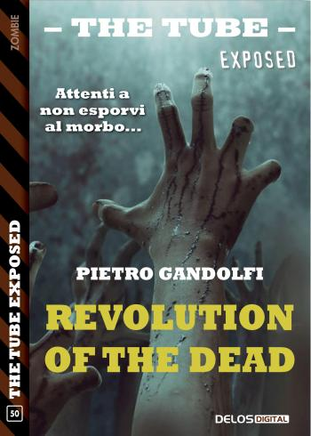 Revolution of the dead (copertina)