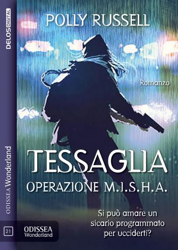 Tessaglia: operazione M.I.S.H.A. (copertina)