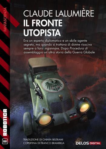 Il fronte utopista (copertina)