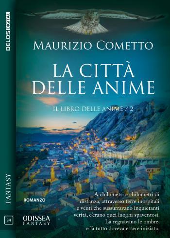 La città delle anime (copertina)