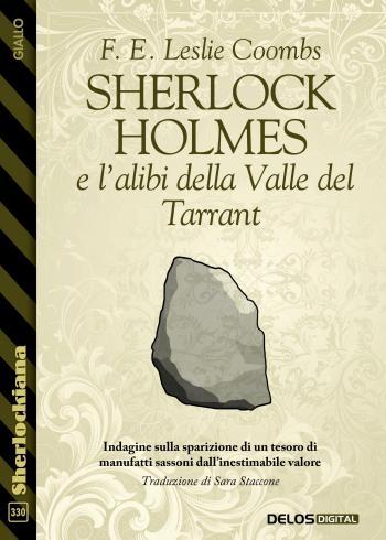 Sherlock Holmes e l'alibi della Valle del Tarrant (copertina)