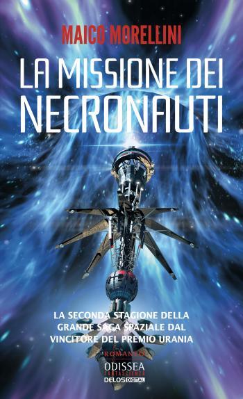 La missione dei Necronauti (copertina)