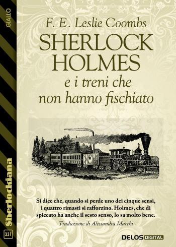 Sherlock Holmes e i treni che non hanno fischiato (copertina)