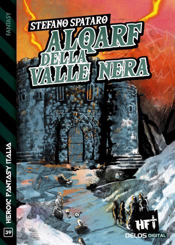 Alqarf della Valle Nera (copertina)