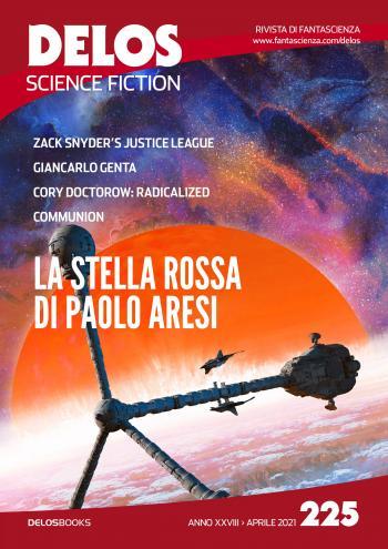 Delos Science Fiction 225 (copertina)
