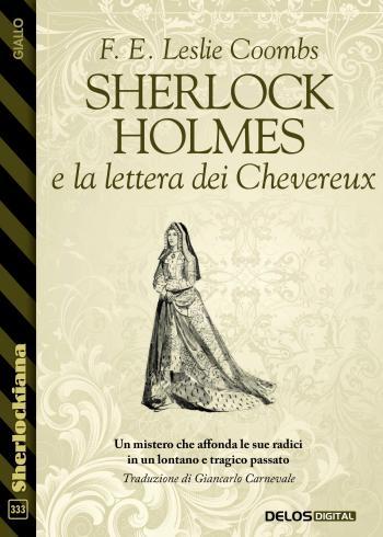 Sherlock Holmes e la lettera dei Chevereux (copertina)