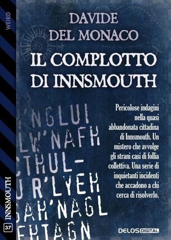 Il complotto di Innsmouth (copertina)