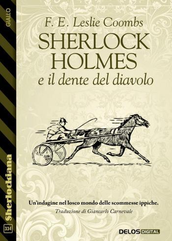 Sherlock Holmes e il dente del diavolo (copertina)