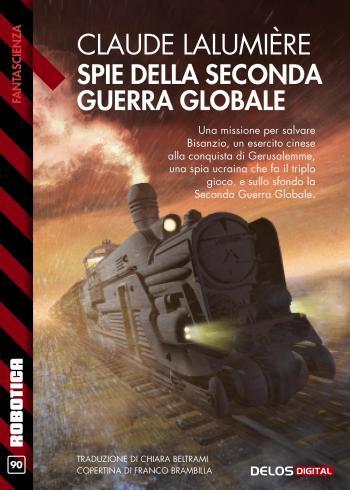 Spie della Seconda Guerra Globale (copertina)
