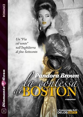 La contessa di Boston (copertina)