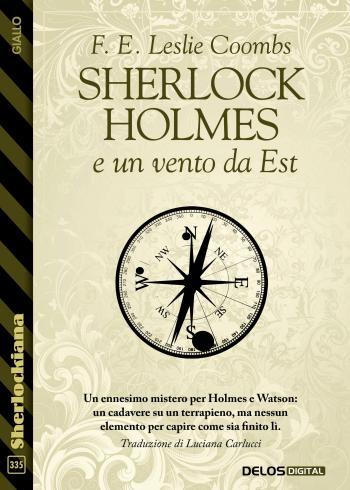 Sherlock Holmes e un vento da Est  (copertina)