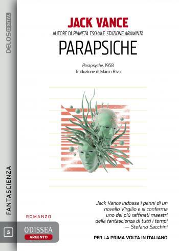 Parapsiche (copertina)