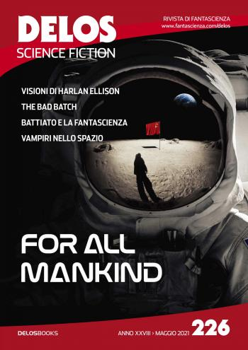 Delos Science Fiction 226 (copertina)