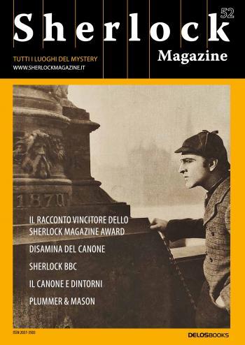 Sherlock Magazine 52 (copertina)