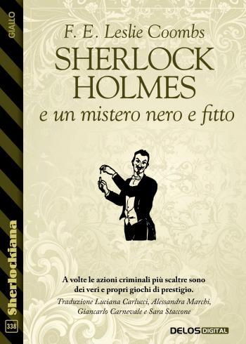 Sherlock Holmes e un mistero nero e fitto (copertina)