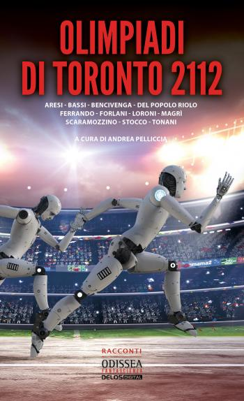 Olimpiadi di Toronto 2112 (copertina)