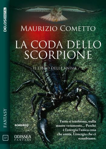 La coda dello scorpione (copertina)