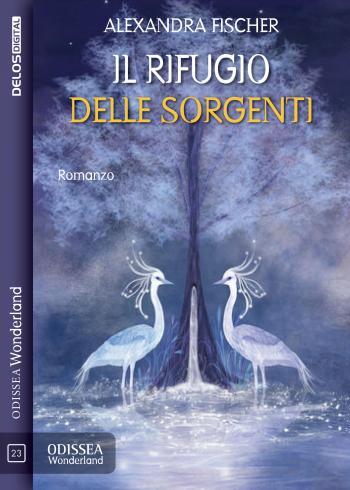 Il rifugio delle sorgenti (copertina)