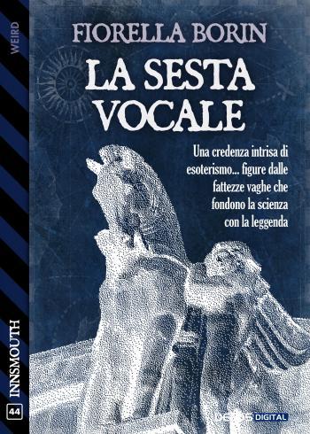 La sesta vocale (copertina)