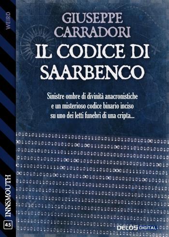 Il Codice di Saarbenco (copertina)