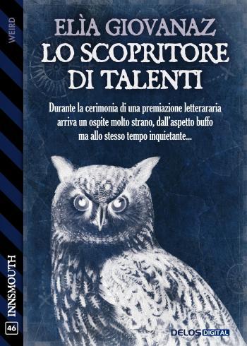 Lo scopritore di talenti (copertina)