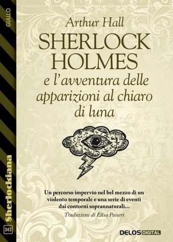 Sherlock Holmes e l'avventura delle apparizioni al chiaro di luna (copertina)