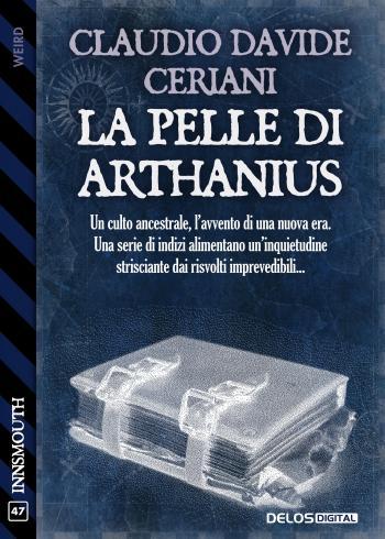 La pelle di Arthanius (copertina)