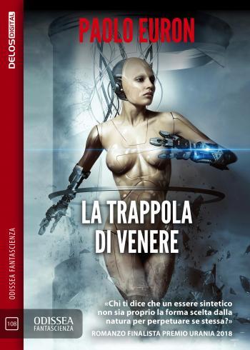 La trappola di Venere (copertina)