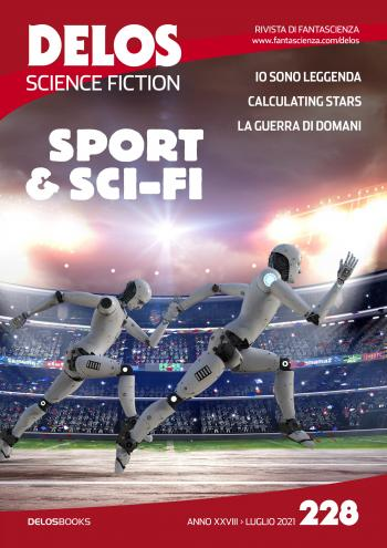 Delos Science Fiction 228 (copertina)