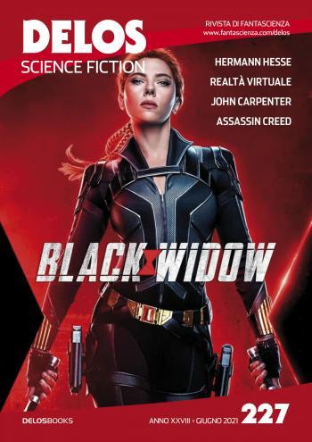 Delos Science Fiction 227 (copertina)