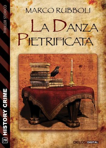 La danza pietrificata (copertina)