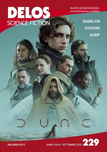 Delos Science Fiction 229 (copertina)