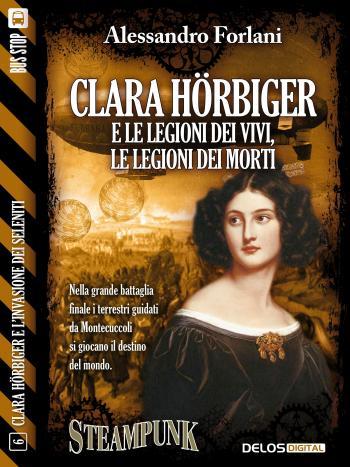 Clara Hörbiger e le legioni dei vivi, le legioni dei morti (copertina)