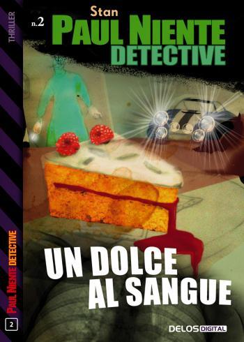 Un dolce al sangue (copertina)