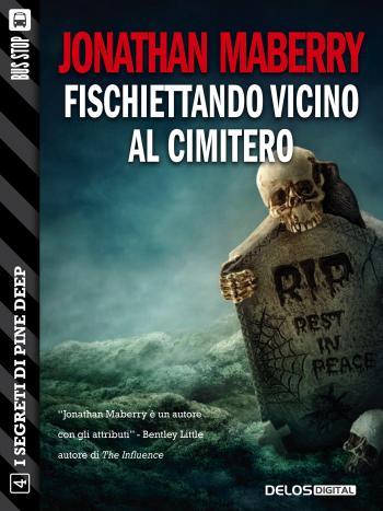 Fischiettando vicino al cimitero (copertina)