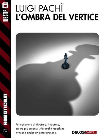 L'ombra del vertice (copertina)