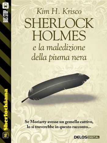 Sherlock Holmes e la maledizione della piuma nera (copertina)