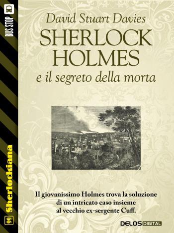 Sherlock Holmes e il segreto della morta (copertina)