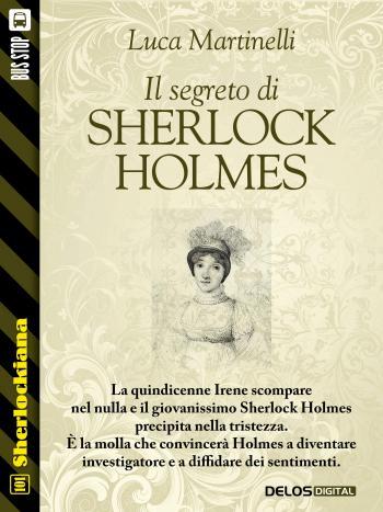 Il segreto di Sherlock Holmes (copertina)