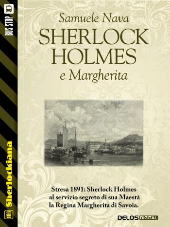 Sherlock Holmes e Margherita (copertina)