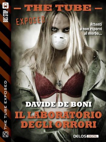 Il laboratorio degli orrori (copertina)