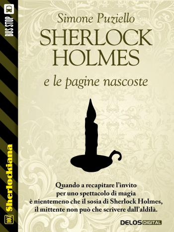 Sherlock Holmes e le pagine nascoste (copertina)