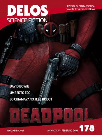 Delos Science Fiction 178 (copertina)