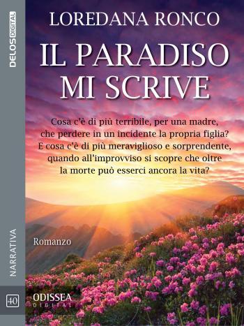 Il paradiso mi scrive (copertina)