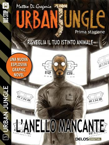 Urban Jungle: L'anello mancante (copertina)