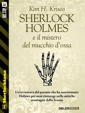 Sherlock Holmes e il mistero del mucchio d'ossa (copertina)