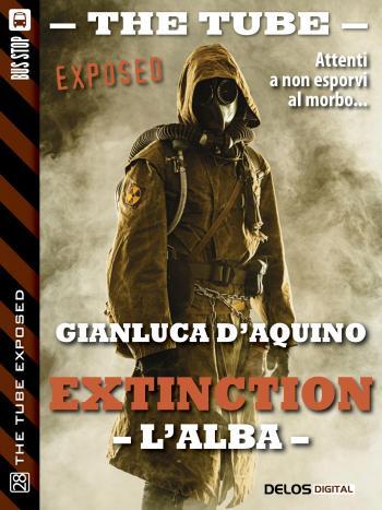 Extinction I - L'alba (copertina)