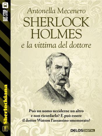 Sherlock Holmes e la vittima del dottore (copertina)